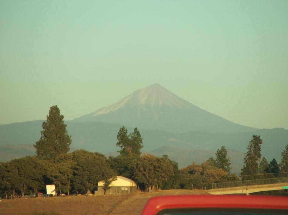 Mt. McLaughlin