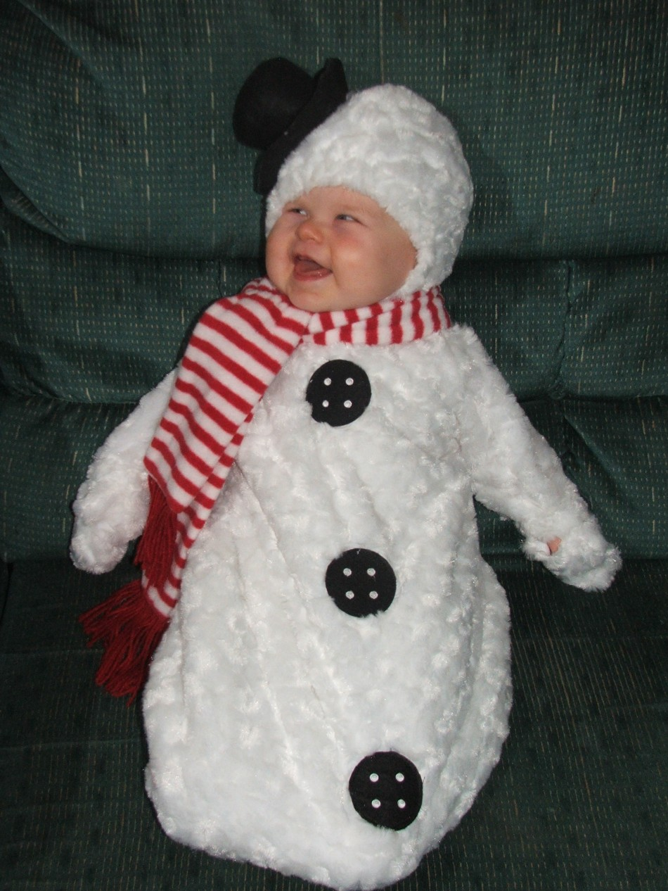 Violet the Snowbaby!
