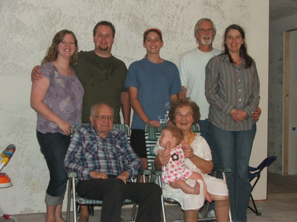 Micah's Family in Lake Isabella
