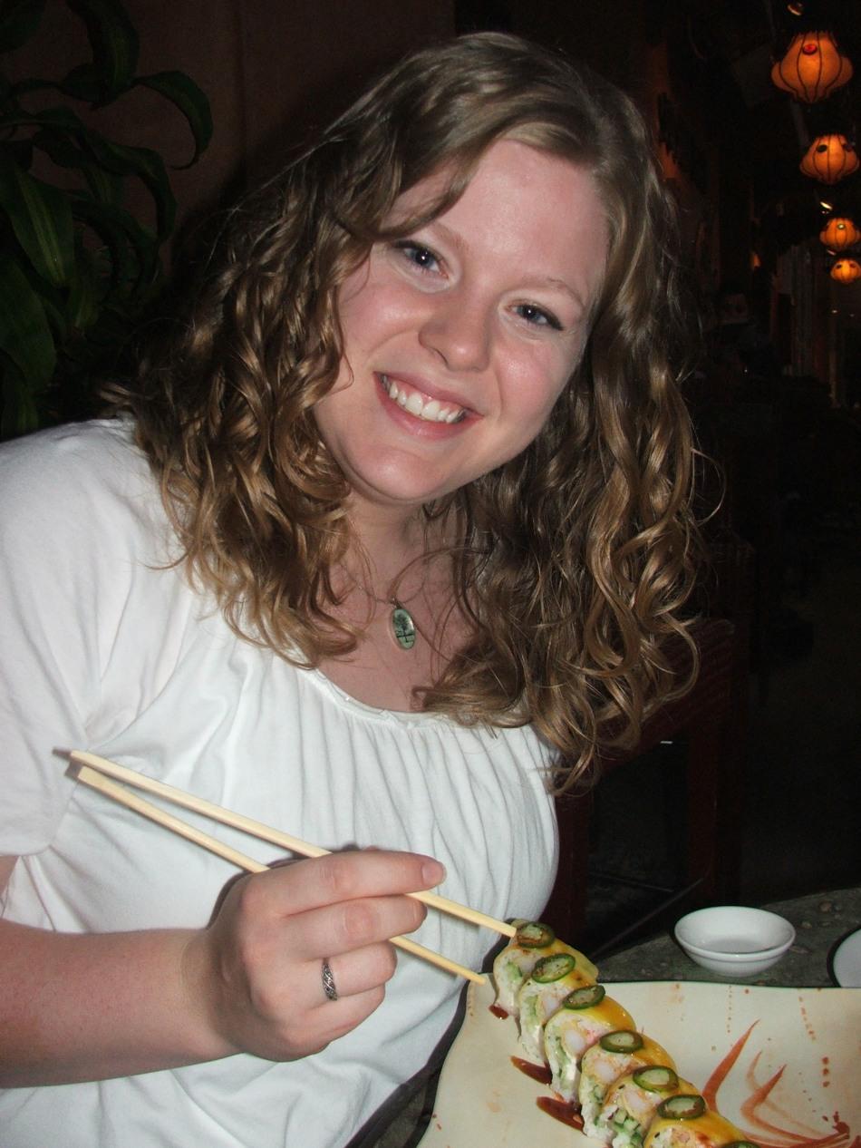 Sushi = Yumm!!