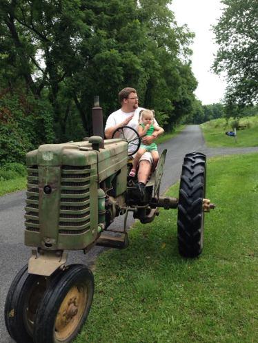 jason keira tractor